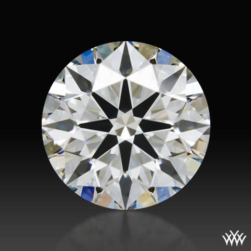 0.505 ct G VS2 A CUT ABOVE® Hearts and Arrows Super Ideal Round Cut Loose Diamond