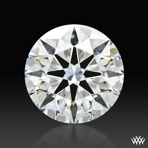 2.551 ct F VS2 A CUT ABOVE® Hearts and Arrows Super Ideal Round Cut Loose Diamond