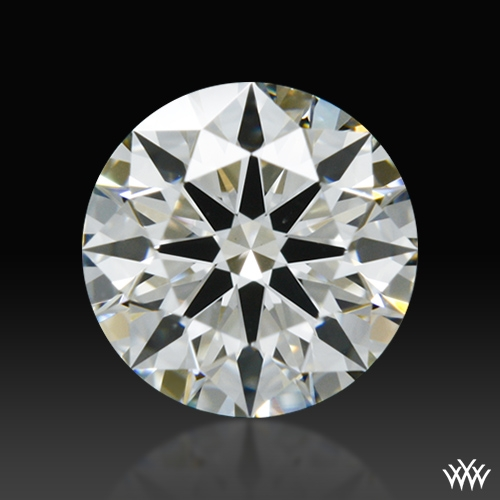 0.603 ct I VS1 A CUT ABOVE® Hearts and Arrows Super Ideal Round Cut Loose Diamond