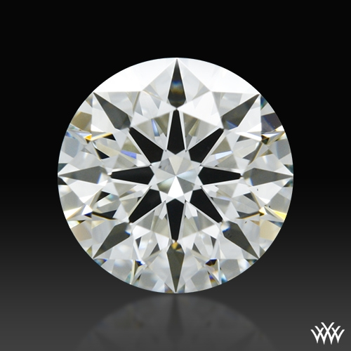1.133 ct I SI1 A CUT ABOVE® Hearts and Arrows Super Ideal Round Cut Loose Diamond