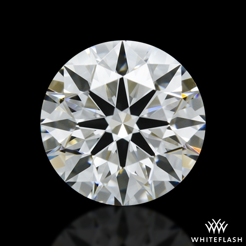 1.057 ct F VS1 A CUT ABOVE® Hearts and Arrows Super Ideal Round Cut Loose Diamond