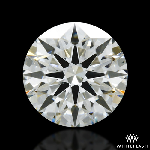 0.513 ct I VS2 A CUT ABOVE® Hearts and Arrows Super Ideal Round Cut Loose Diamond