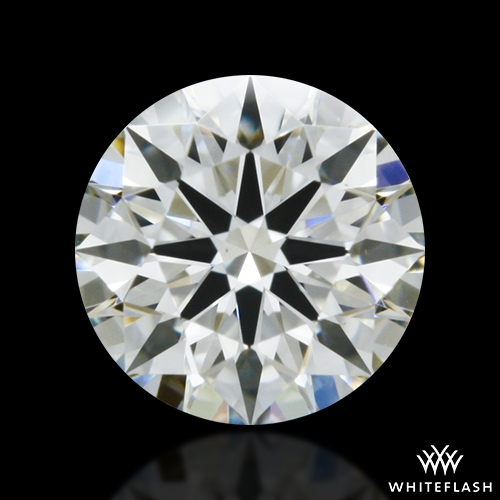 0.326 ct I VS2 A CUT ABOVE® Hearts and Arrows Super Ideal Round Cut Loose Diamond