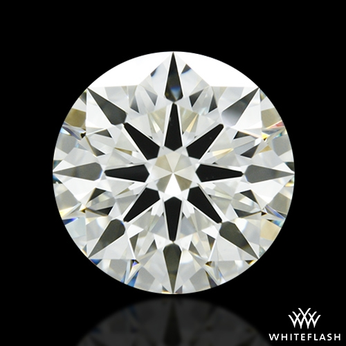 1.915 ct J VS2 A CUT ABOVE® Hearts and Arrows Super Ideal Round Cut Loose Diamond