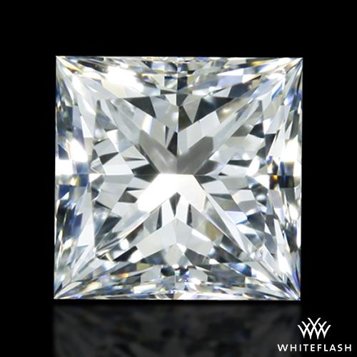 0.528 ct G VS1 A CUT ABOVE® Princess Super Ideal Cut Diamond