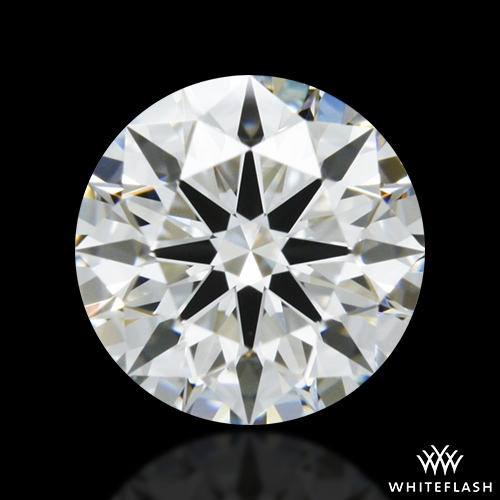 0.706 ct G VS2 A CUT ABOVE® Hearts and Arrows Super Ideal Round Cut Loose Diamond