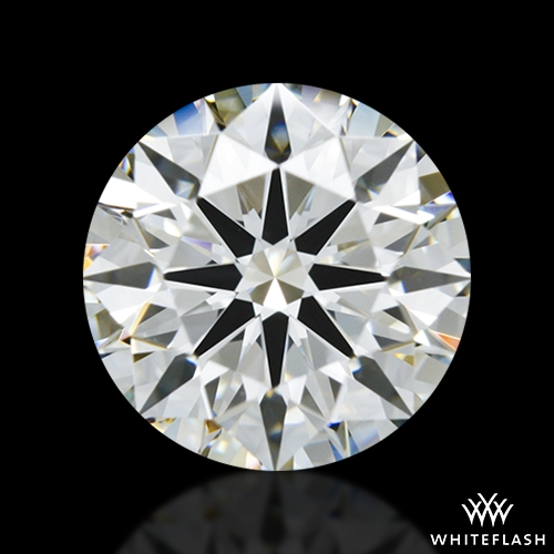 1.381 ct H VS1 Expert Selection Round Cut Loose Diamond