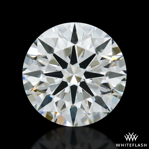 0.885 ct G VS2 A CUT ABOVE® Hearts and Arrows Super Ideal Round Cut Loose Diamond