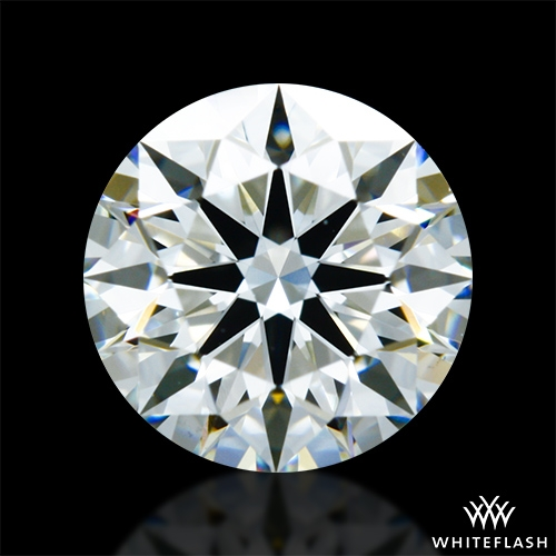 0.822 ct I VS1 A CUT ABOVE® Hearts and Arrows Super Ideal Round Cut Loose Diamond