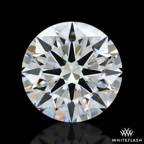 1.23 ct E VS1 A CUT ABOVE® Hearts and Arrows Super Ideal Round Cut Loose Diamond