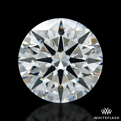 1.762 ct F VS2 A CUT ABOVE® Hearts and Arrows Super Ideal Round Cut Loose Diamond