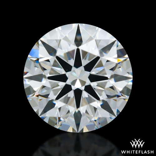 0.618 ct F VVS2 A CUT ABOVE® Hearts and Arrows Super Ideal Round Cut Loose Diamond