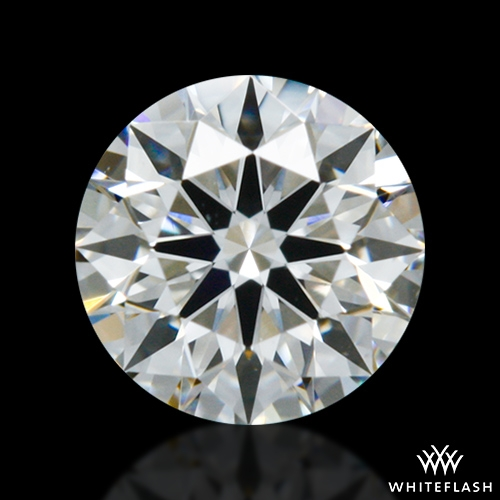 0.35 ct H VS2 A CUT ABOVE® Hearts and Arrows Super Ideal Round Cut Loose Diamond