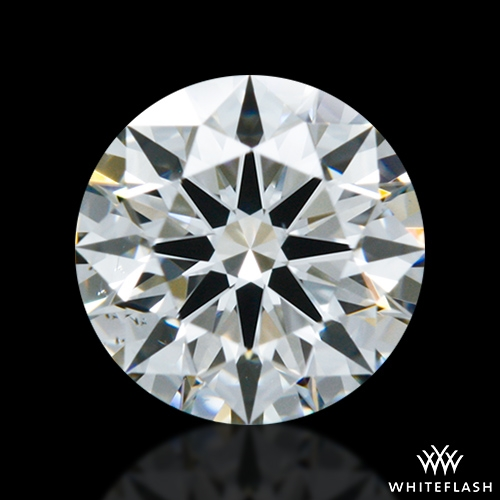 0.536 ct I VS2 Expert Selection Round Cut Loose Diamond