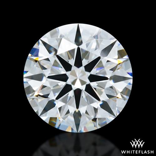 1.02 ct D VVS1 A CUT ABOVE® Hearts and Arrows Super Ideal Round Cut Loose Diamond