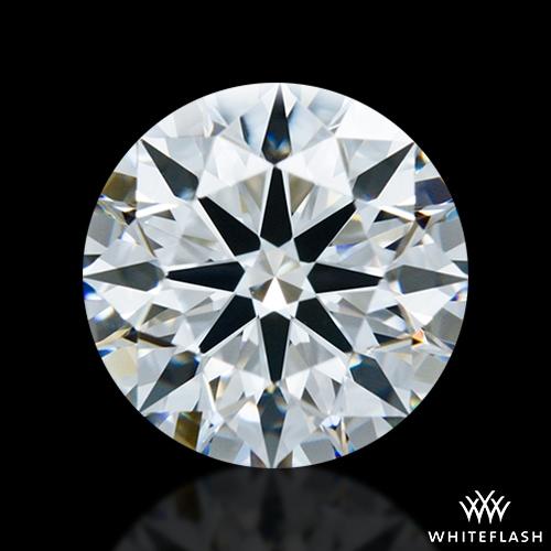 1.411 ct E VS1 A CUT ABOVE® Hearts and Arrows Super Ideal Round Cut Loose Diamond