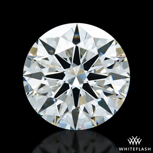 0.925 ct G VS1 A CUT ABOVE® Hearts and Arrows Super Ideal Round Cut Loose Diamond