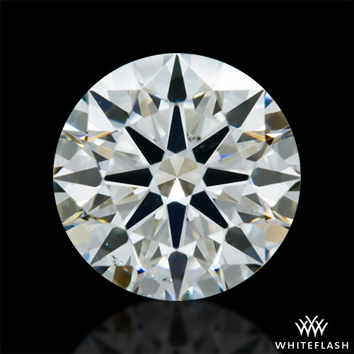 0.74 ct H SI1 Expert Selection Round Cut Loose Diamond