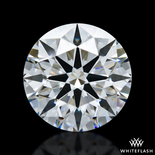 1.148 ct E VS2 A CUT ABOVE® Hearts and Arrows Super Ideal Round Cut Loose Diamond