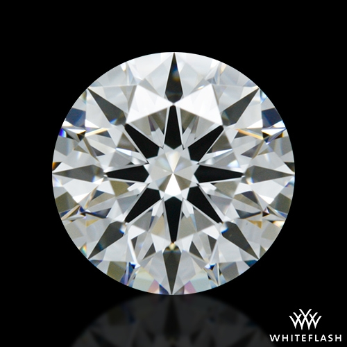 1.223 ct E VS1 A CUT ABOVE® Hearts and Arrows Super Ideal Round Cut Loose Diamond