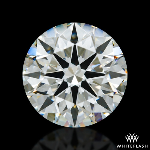 1.516 ct I VS2 A CUT ABOVE® Hearts and Arrows Super Ideal Round Cut Loose Diamond