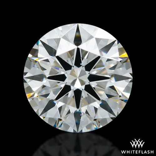 0.643 ct G VS2 A CUT ABOVE® Hearts and Arrows Super Ideal Round Cut Loose Diamond