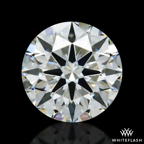 0.646 ct H VS2 Expert Selection Round Cut Loose Diamond
