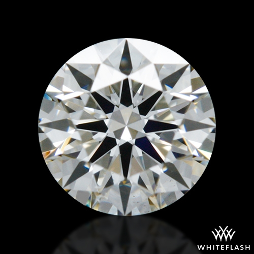 0.315 ct H VS2 A CUT ABOVE® Hearts and Arrows Super Ideal Round Cut Loose Diamond