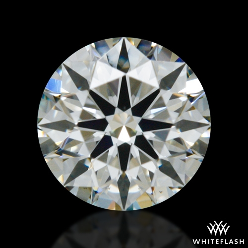 0.344 ct I VS2 A CUT ABOVE® Hearts and Arrows Super Ideal Round Cut Loose Diamond