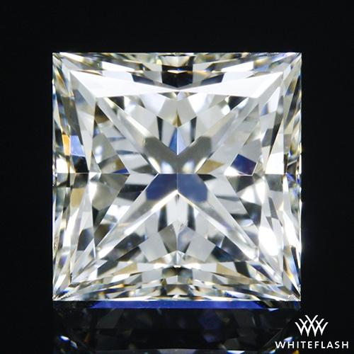 0.97 ct I VS2 A CUT ABOVE® Princess Super Ideal Cut Diamond
