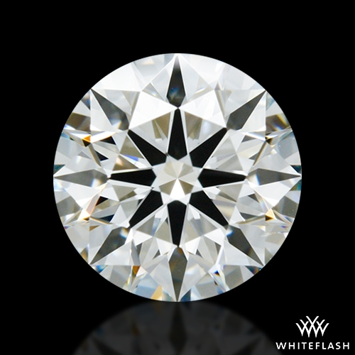 0.998 ct I SI1 A CUT ABOVE® Hearts and Arrows Super Ideal Round Cut Loose Diamond