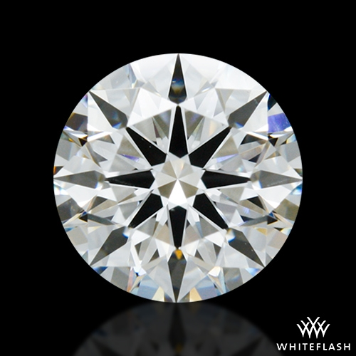 1.036 ct G VS2 A CUT ABOVE® Hearts and Arrows Super Ideal Round Cut Loose Diamond