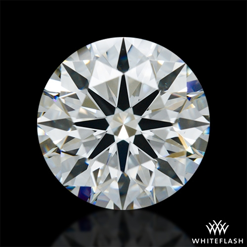 1.722 ct H VS2 A CUT ABOVE® Hearts and Arrows Super Ideal Round Cut Loose Diamond