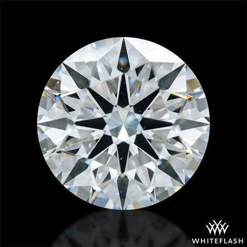 1.314 ct G VS2 A CUT ABOVE® Hearts and Arrows Super Ideal Round Cut Loose Diamond