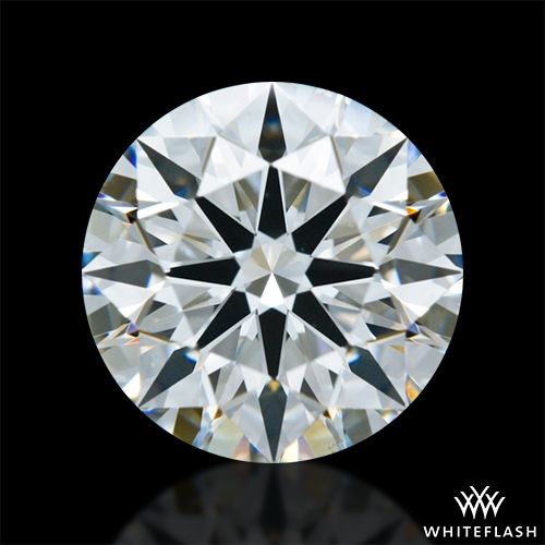 1.324 ct G VS2 A CUT ABOVE® Hearts and Arrows Super Ideal Round Cut Loose Diamond