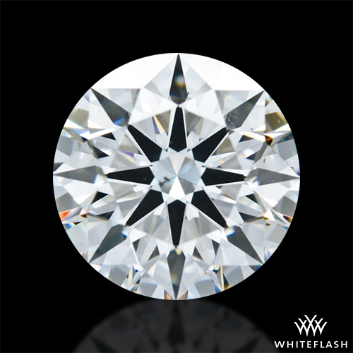 1.488 ct G VS2 A CUT ABOVE® Hearts and Arrows Super Ideal Round Cut Loose Diamond