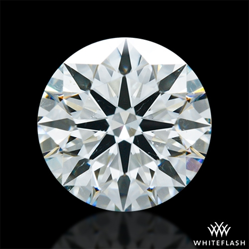 1.138 ct I SI1 A CUT ABOVE® Hearts and Arrows Super Ideal Round Cut Loose Diamond