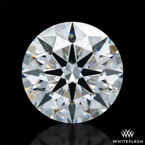 1.066 ct E VS2 A CUT ABOVE® Hearts and Arrows Super Ideal Round Cut Loose Diamond