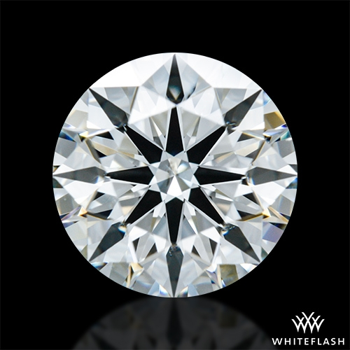 1.857 ct H SI1 A CUT ABOVE® Hearts and Arrows Super Ideal Round Cut Loose Diamond