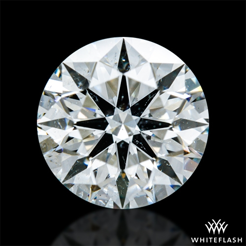 1.023 ct H SI2 Expert Selection Round Cut Loose Diamond