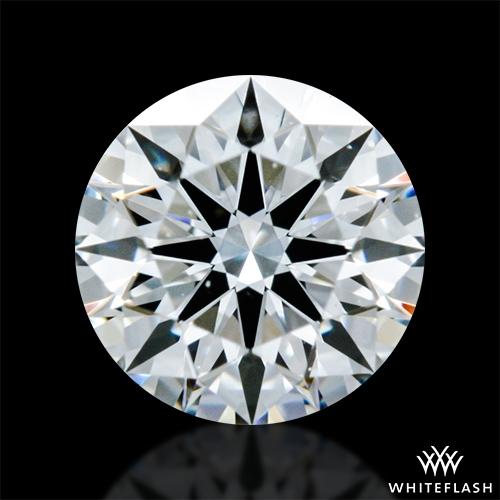 0.307 ct E VS1 A CUT ABOVE® Hearts and Arrows Super Ideal Round Cut Loose Diamond