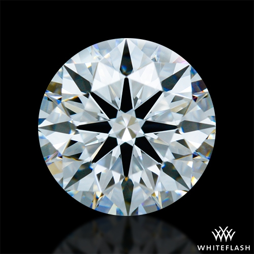 1.754 ct E VS1 A CUT ABOVE® Hearts and Arrows Super Ideal Round Cut Loose Diamond
