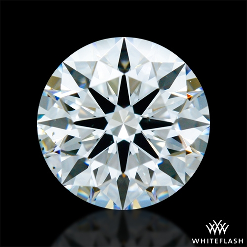 0.914 ct G VS2 A CUT ABOVE® Hearts and Arrows Super Ideal Round Cut Loose Diamond