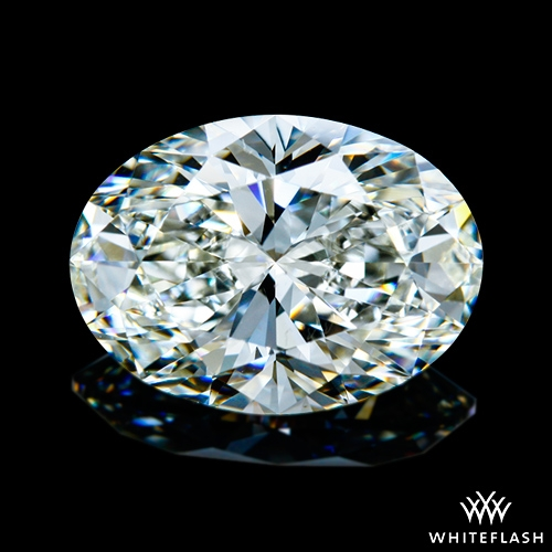 2.13 ct I VS2 Expert Selection Oval Cut Loose Diamond