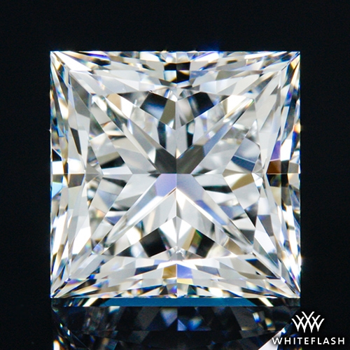 1.548 ct G VS1 A CUT ABOVE® Princess Super Ideal Cut Diamond