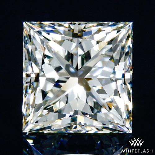1.018 ct J VS2 A CUT ABOVE® Princess Super Ideal Cut Diamond