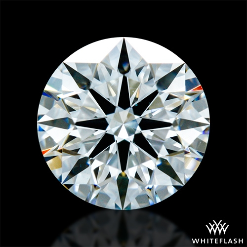 0.74 ct G VS1 A CUT ABOVE® Hearts and Arrows Super Ideal Round Cut Loose Diamond