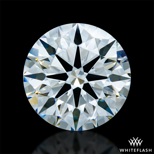1.804 ct F VS1 A CUT ABOVE® Hearts and Arrows Super Ideal Round Cut Loose Diamond