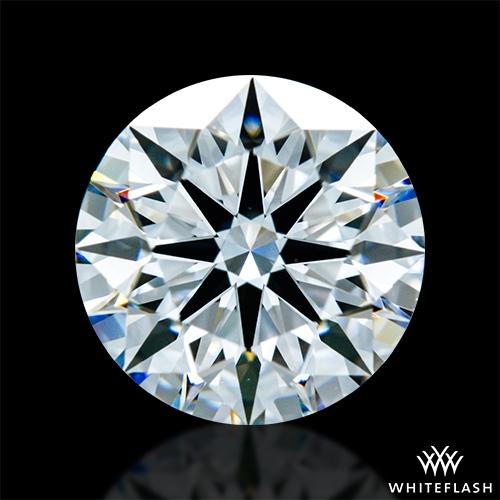 1.461 ct E VS1 A CUT ABOVE® Hearts and Arrows Super Ideal Round Cut Loose Diamond