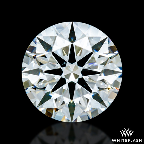 0.812 ct G VS2 A CUT ABOVE® Hearts and Arrows Super Ideal Round Cut Loose Diamond